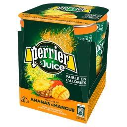 aux Jus d'Ananas & Mangue