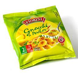 Gnocchi à poêler - spécialité à base de flocons de p...