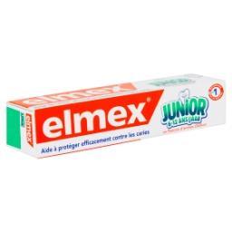Junior Dentifrice au Fluorure d'Amines Olafluor 6-12...