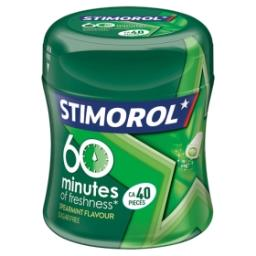 60 Minutes of Freshness Spearmint Flavour