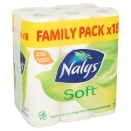 Soft Papier Toilette 2 Épaisseurs Family Pack Roulea...