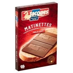 Matinettes - chocolat au lait