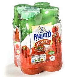 Jus de tomate salé