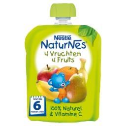 Gourde 4 Fruits Bébé 6 Mois