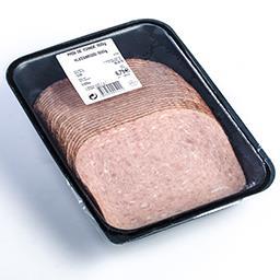 Pain de viande en tranches