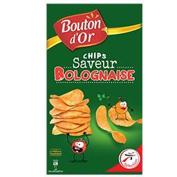 Chips saveur bolognaise