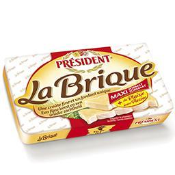 La brique - fromage