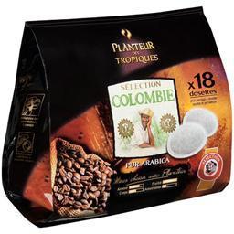 Café origine colombie