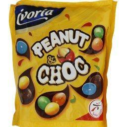 Bonbons peanut et choc