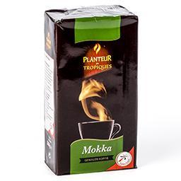 Café moulu - moka