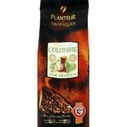 Sélection colombie, café moulu pur arabica
