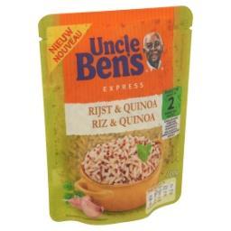 Riz et quinoa - express - parfait en 2 minutes - san...