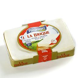La brique - fromage - tendre et crémeux