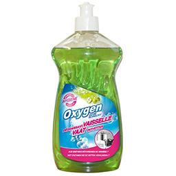 Dégraissant pour vaisselle - pomme verte