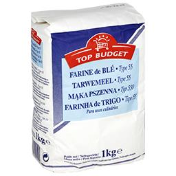 Farine de blé - type 55