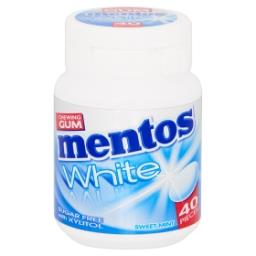 Gum White Sweet Mint Sugarfree 40 Pièces 60 g