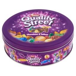 Quality street - assortiment de chocolats et toffees