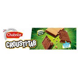 Biscuits Crousti-Tab fourrées praliné