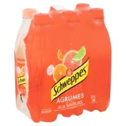 Agrum' - boisson gazeuse aromatisée aux agrumes