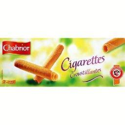 Cigarettes croustillantes