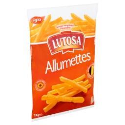 Frites allumettes extra fines