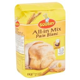 All-in mix pour pain blanc