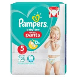 Baby-Dry Pants Taille 5, 11-18 kg