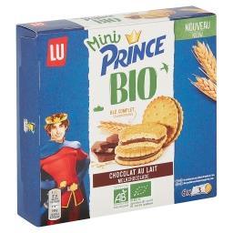 Mini Prince Bio Chocolat au Lait 18 Pièces