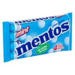 CompliMentos Chewy Dragees Mint Rollen