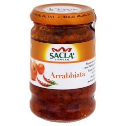 Arrabbiata - sauce piquante pour pâtes aux tomates e...