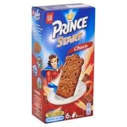 Start choco - biscuits au chocolat - 6x4 pièces