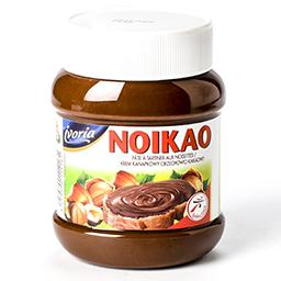 Noikao - pâte à tartiner aux noisettes