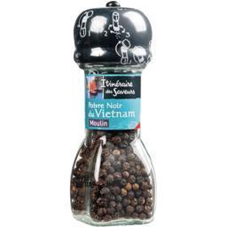 Moulin - poivre noir du vietnam