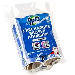 Recharge brosse adhésive - tous textiles