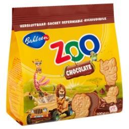 Zoo Safari au Chocolat
