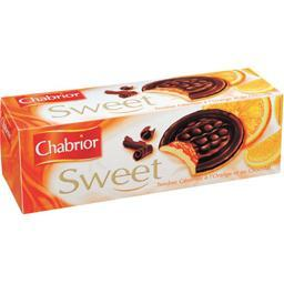 Biscuits sweet orange et chocolat noir