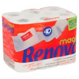 Papier Hygiénique Blanc 2 Épaisseurs 12 Rouleaux