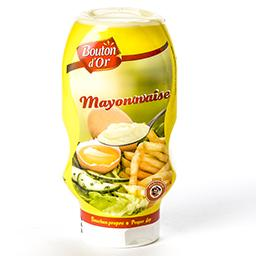 Mayonnaise - bouchon propre