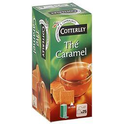 Thé caramel