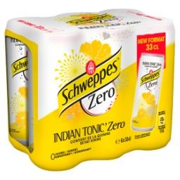 Indian tonic - zéro - 0 sucres - 0 aspartame - avec ...