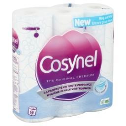 Papier toilette - 3 épaisseurs