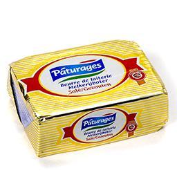 Beurre de laiterie - salé