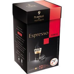 Espresso forte capsules