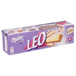 Leo au chocolat blanc