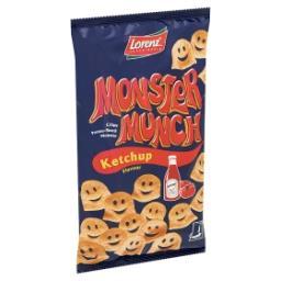 Monster munch - biscuits salés à la pomme de terre