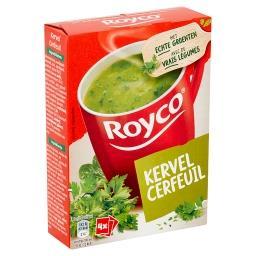 Minute soup cerfeuil - soupe déshydratée - 4 sachets