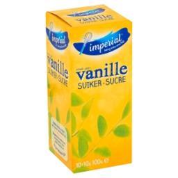 Sucre au goût vanille