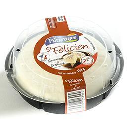 Saint-félicien - fromage - savoureux et crémeux