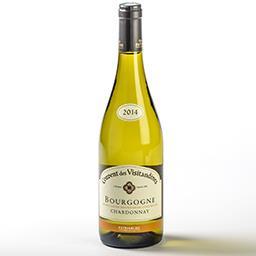 Vin blanc - bourgogne - chardonnay - 2014 - patriarc...