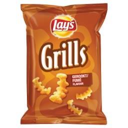 Grills Snack de Maïs Fumé